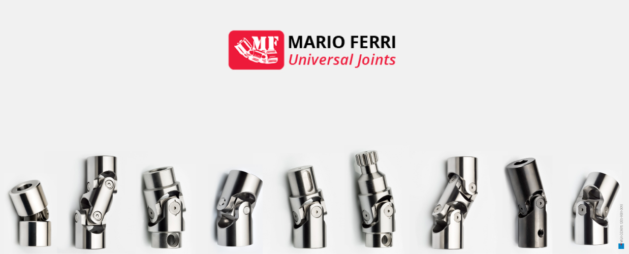 Universal joints Ferri, Quality, Passion and Precision!